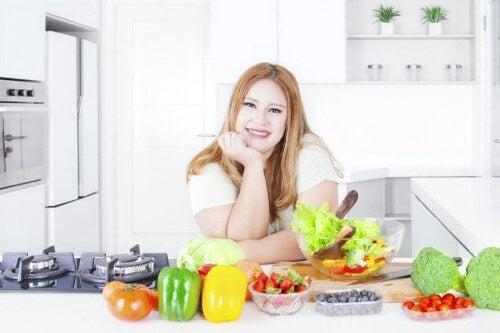Jak schudnąć w ciągu kilku tygodni – 6 wskazówek żywieniowych