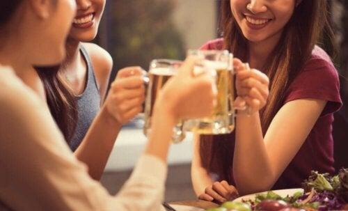 Wpływ alkoholu na wydajność organizmu
