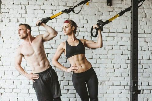 Jednostronne ćwiczenia do pracy nad mięśniami centrum