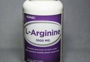 L-arginina aminokwas na problemy z erekcją