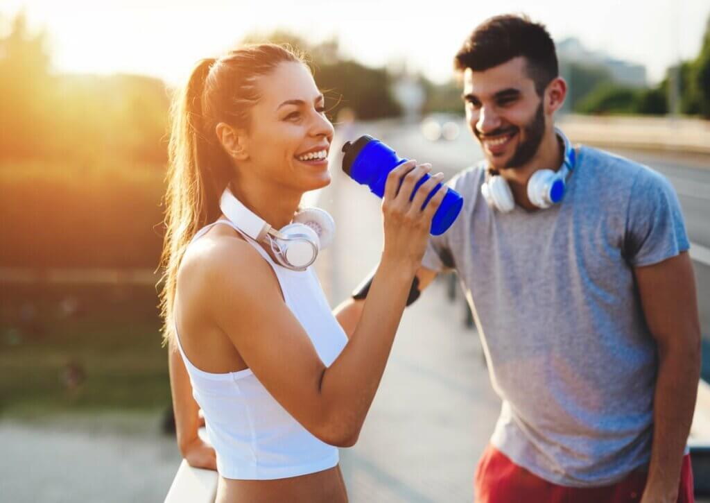 Sport we dwoje: 8 największych korzyści