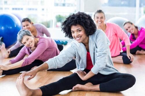 Zwiększanie elastyczności – 4 podstawowe ćwiczenia