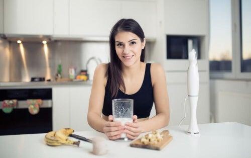 Białko serwatkowe i jego związek z dietą