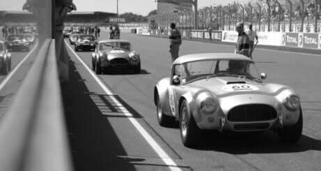 Le Mans - wyścig samochody