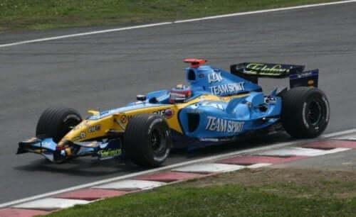 Bolid F1 - bezpieczeństwo w Formule 1