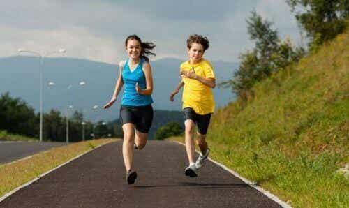 Aktywność fizyczna i jej korzystny wpływ na dzieci