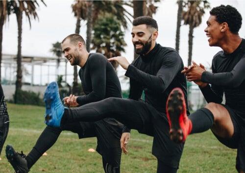 Znaczenie rozgrzewki w zapobieganiu kontuzji mięśni
