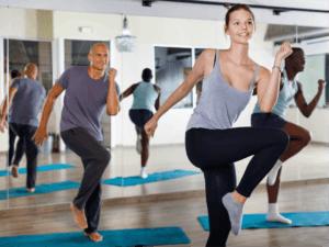 Aerobik, Różnice między ćwiczeniami aerobowymi i anaerobowymi