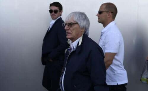 Niesamowita biografia Berniego Ecclestone'a