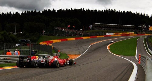 Grand Prix Spa Francorchamps – 4 ciekawostki