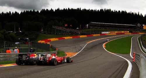 Grand Prix Spa Francorchamps – 4 ciekawostki