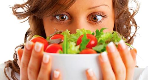 Salada engorda se você colocar os ingredientes errados