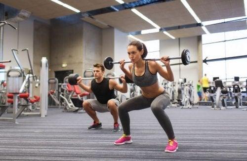 Dicas para montar um treino equilibrado