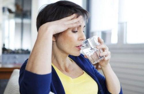 Idade de início da menopausa