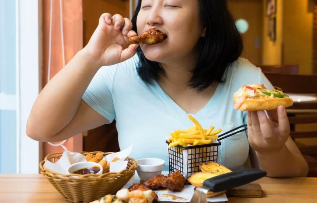 Quais são os países que têm a pior dieta?