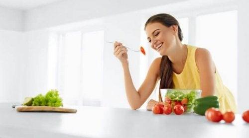 Descubra o que é a nutrição holística