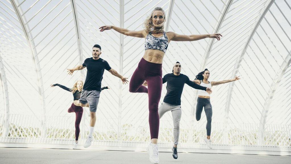 Bodybalance: Aula de dança