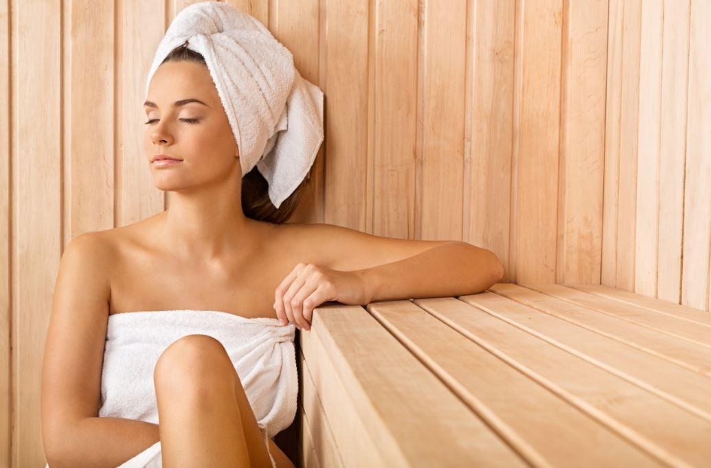 Descubra todos os benefícios da sauna