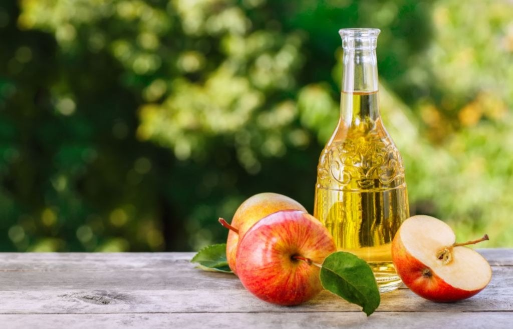 Quais os benefícios do vinagre de maçã?