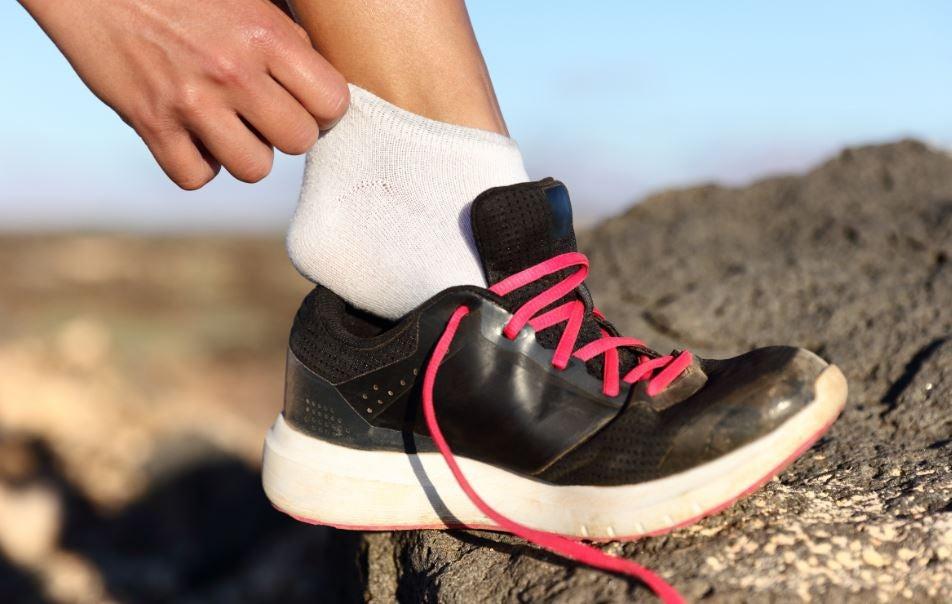 A importância do calçado esportivo na prática de atividades físicas
