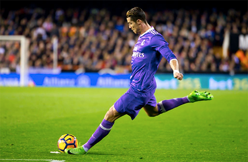 Cristiano Ronaldo: crônica de um artilheiro