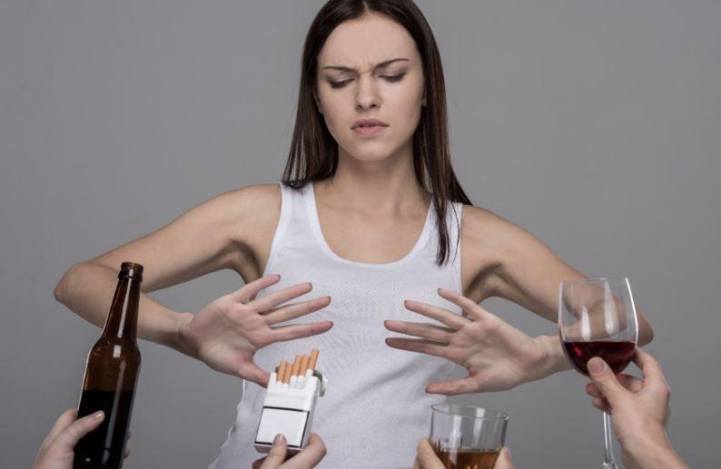 5 maus hábitos para a saúde do nosso corpo