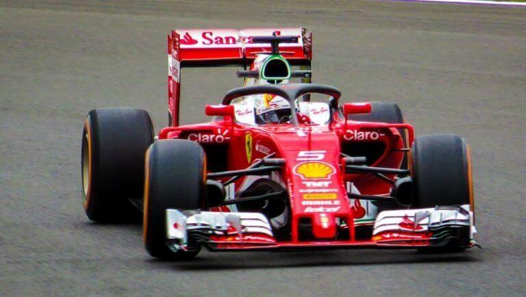 Ferrari na fórmula 1