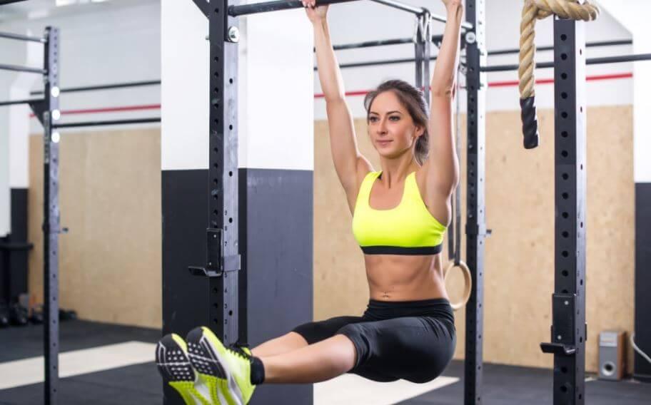 Descubra os benefícios do treino com barras