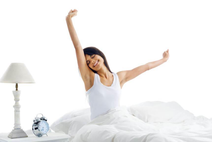Hábitos para acordar com a barriga lisa