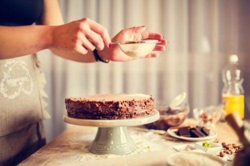 Descubra como você pode preparar receitas de doces fitness