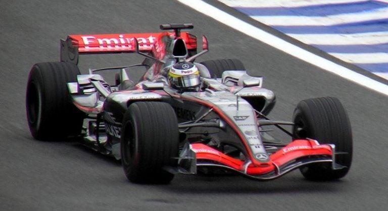 Carro de fórmula 1