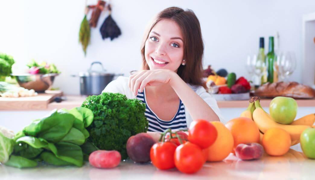 4 receitas saudáveis com frutas e verduras