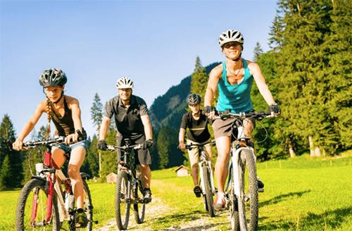 5 benefícios de praticar ciclismo todos os dias