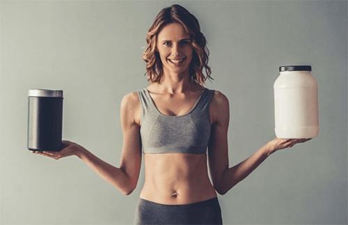 Os 5 melhores suplementos para ganhar músculos