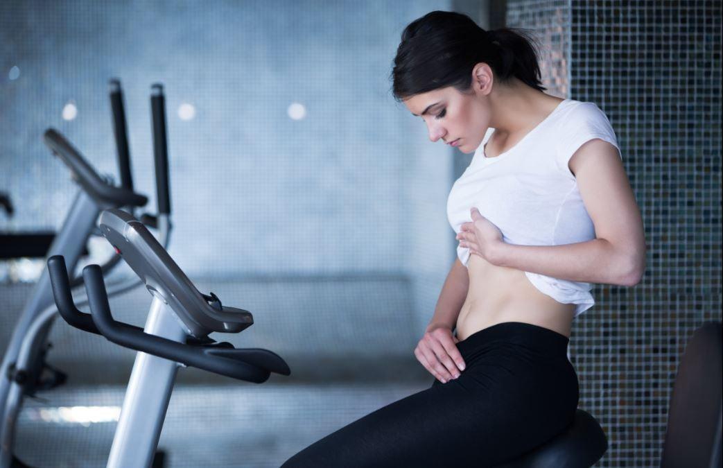 Queimar mais gordura usando o elíptico