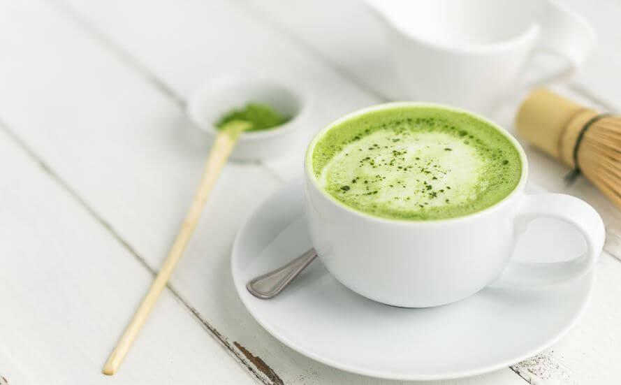 Chá verde Matcha, uma ótima opção para o corpo