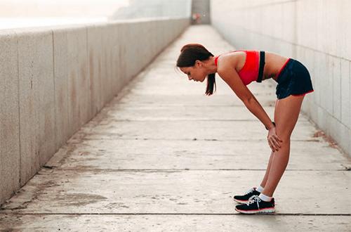 Como aumentar a resistência com corridas rapidamente
