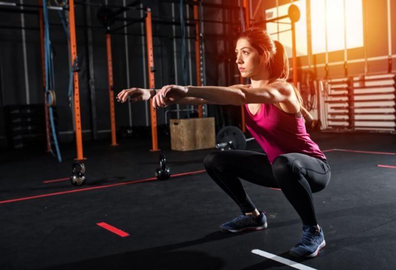 Exercícios para suas pernas e glúteos sem equipamentos