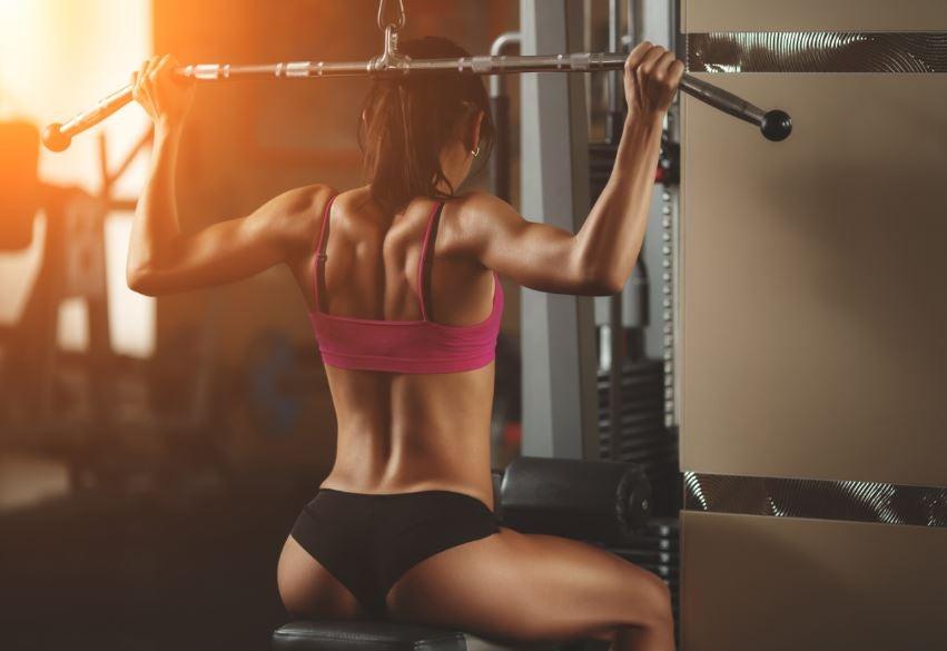 4 ótimos exercícios para treinar as costas