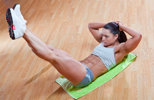 5 exercícios para fortalecer o abdômen
