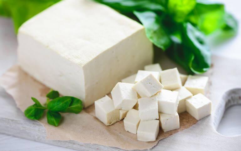 Alimentos de soja: tofu, seitan e tempeh