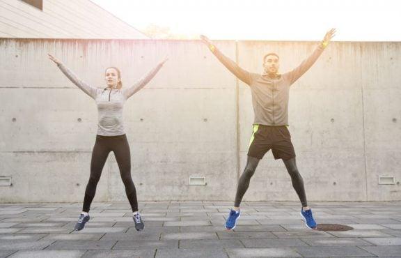4 treinos de exercícios aeróbicos diferentes