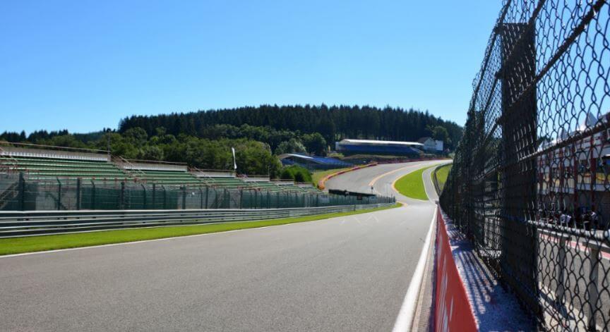 Eau Rouge, o grande símbolo do Grande Prêmio de Spa Francorchamps