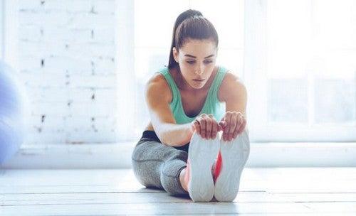 Um bom aquecimento diminui o risco de lesões