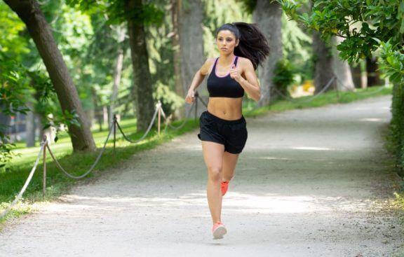 Volte a correr após uma lesão na panturrilha