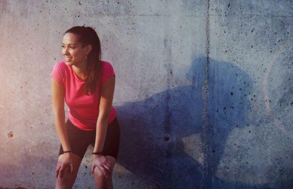 Vida saudável e fitness para mulheres