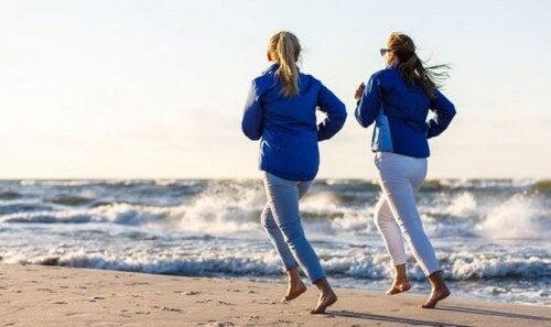 Continue seu estilo de vida fitness nas férias sem se descuidar