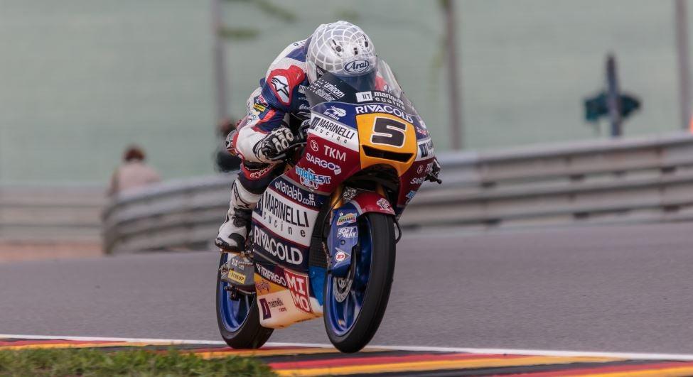 Piloto do MotoGP