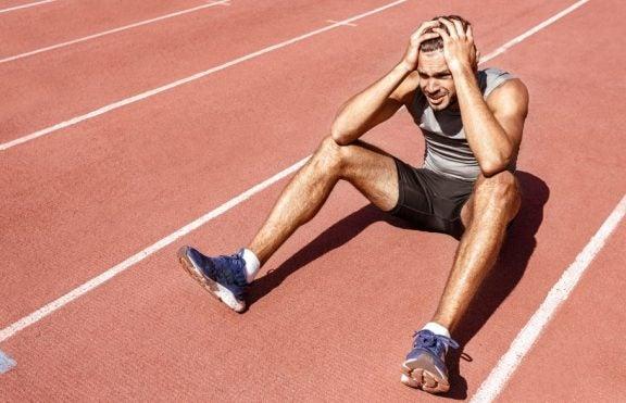 Você já ouviu falar da ansiedade que afeta os esportistas?