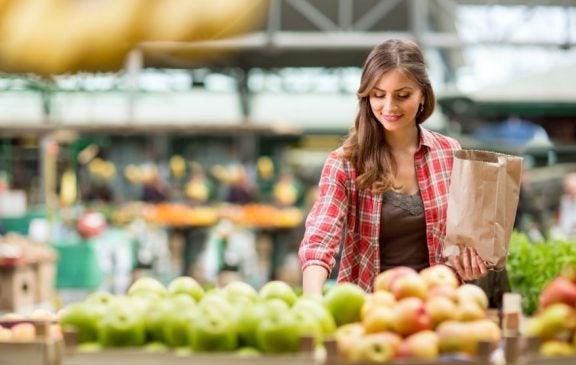Incorpore grãos, frutas e verduras a todas as suas refeições